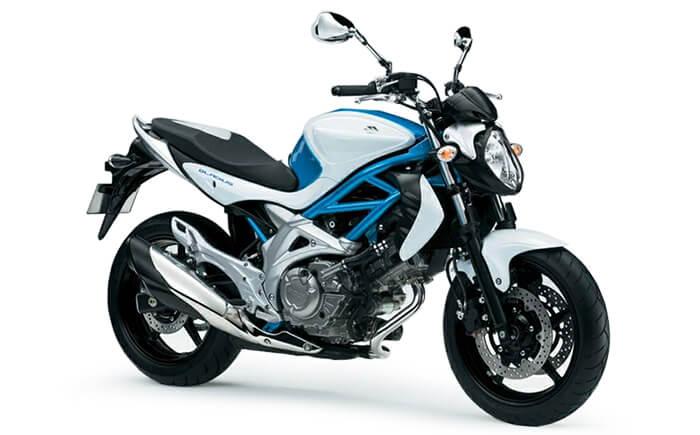 Suzuki SFV 650 Gladius Motorcycle